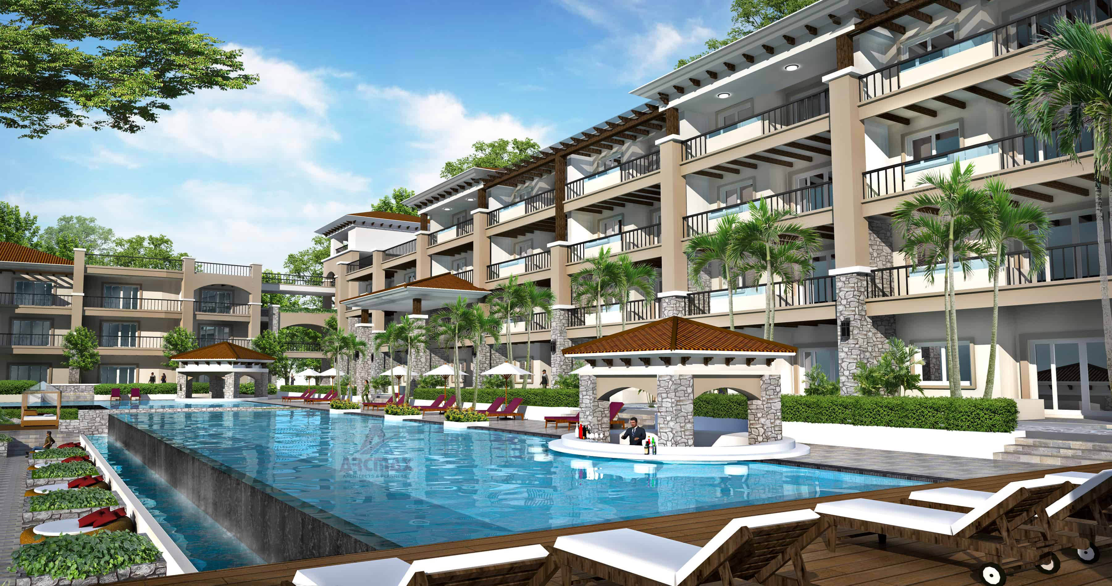 Resort Planning & Design Plans - ArcMax Architects & Planners