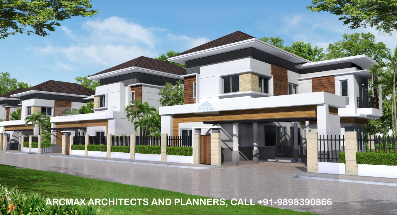 Sample Villa Design And Works Arcmax Architects