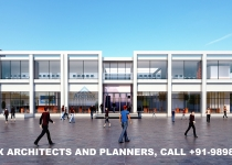 Shopping Mall Building Design Architects & Planners - ArcMax
