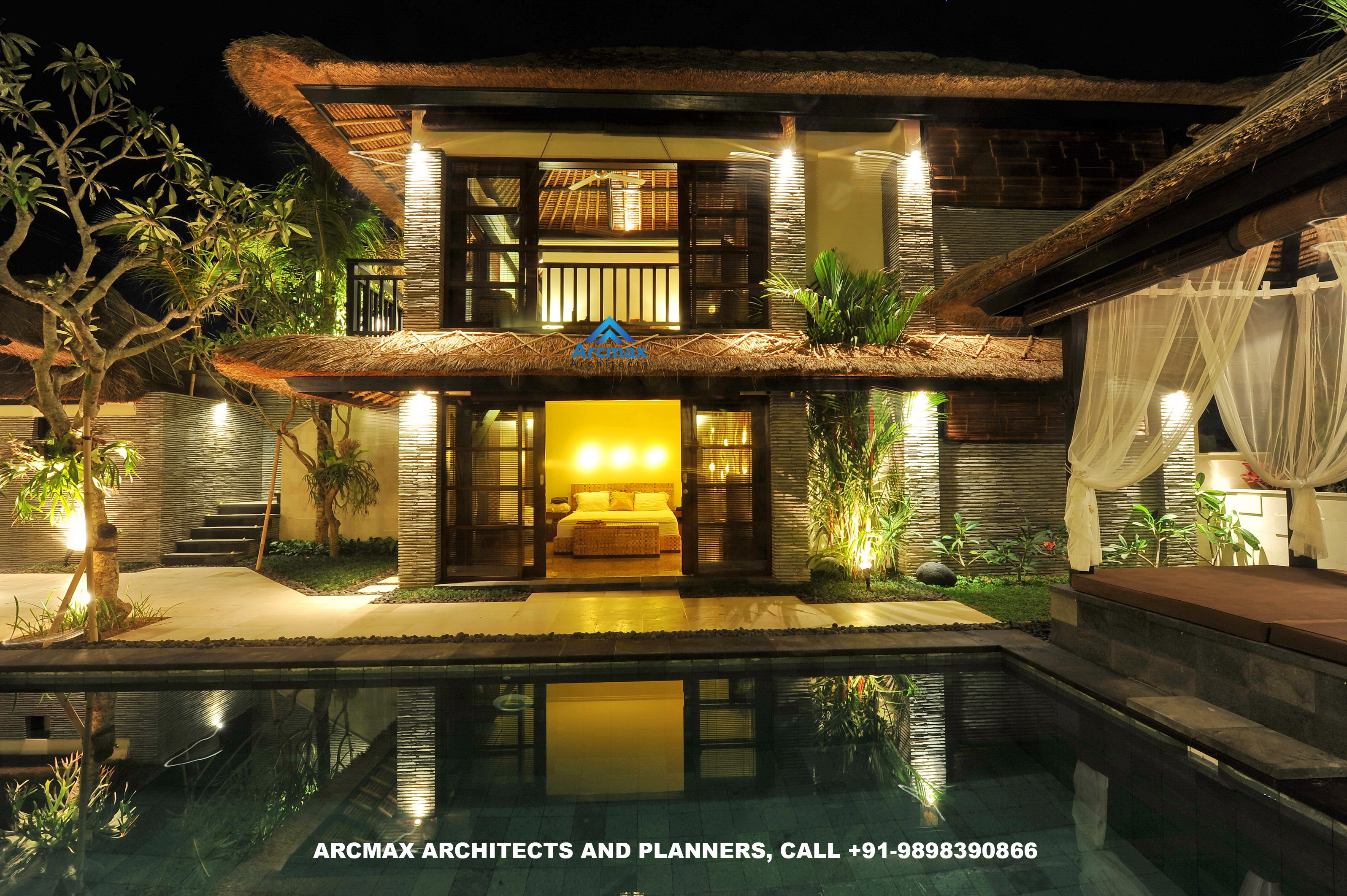 Best Architect For Weekend Home Design In India Arcmax