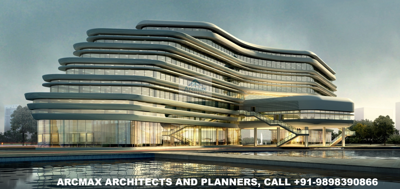 Best Architect For Modern Building Designs And Building Plans In