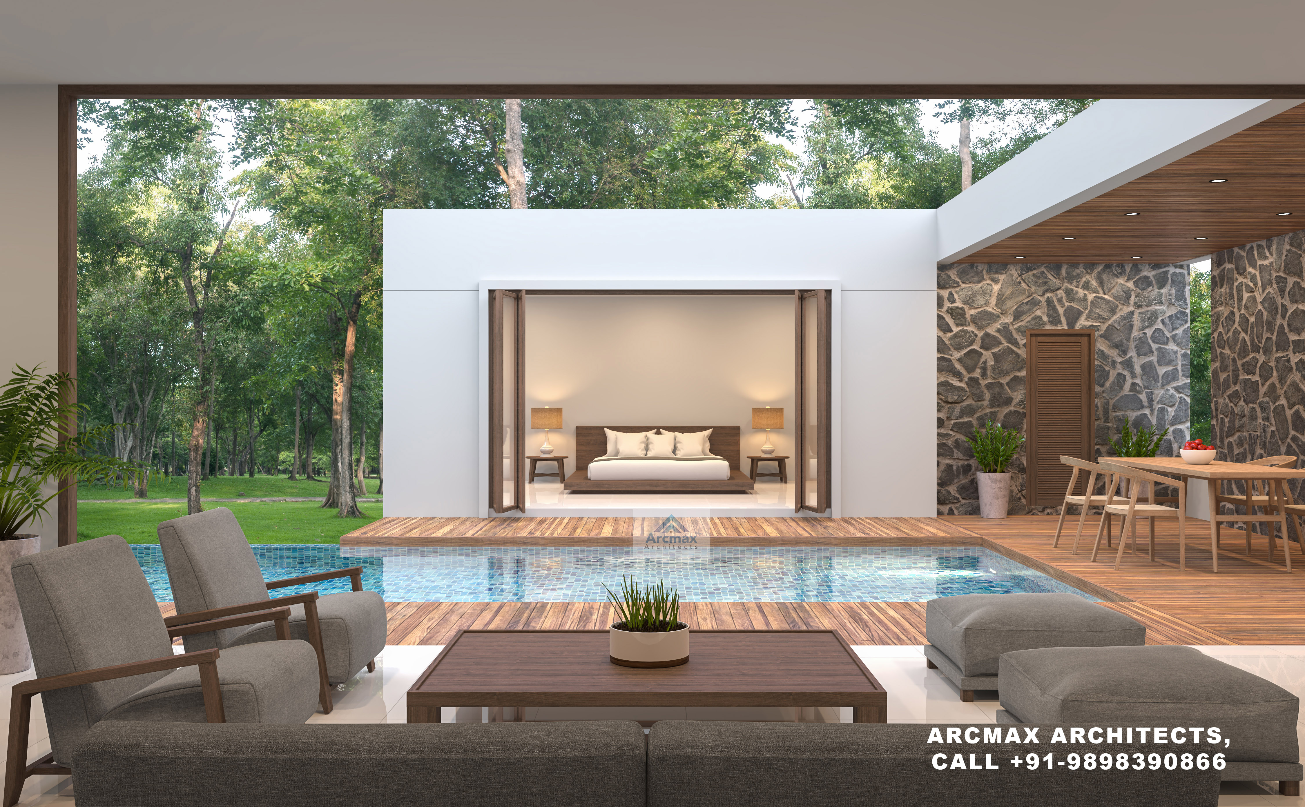 Best Architects For Villa Design In Rajkot Arcmax Architects