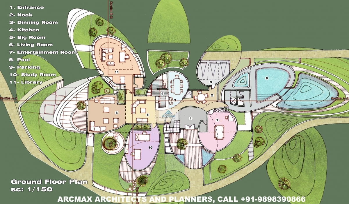 Resort Design And Residential Architecture Firm Arcmax