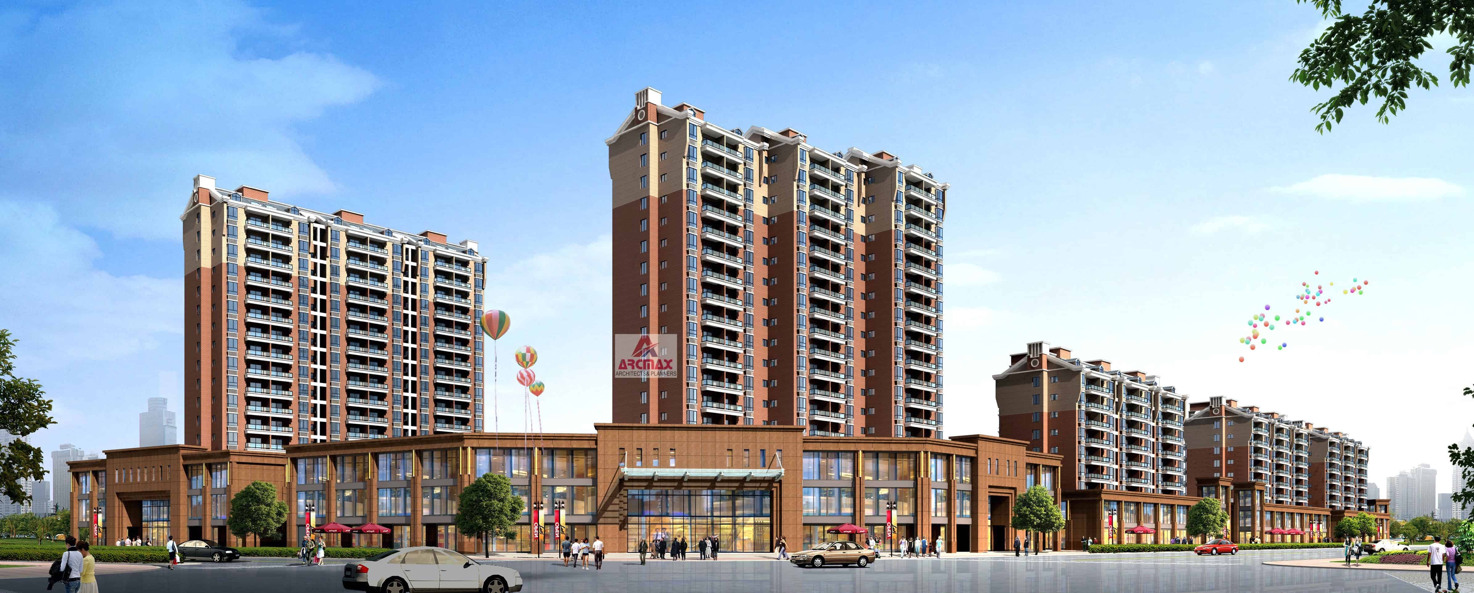 top architects in raipur for shopping mall and multiplex design