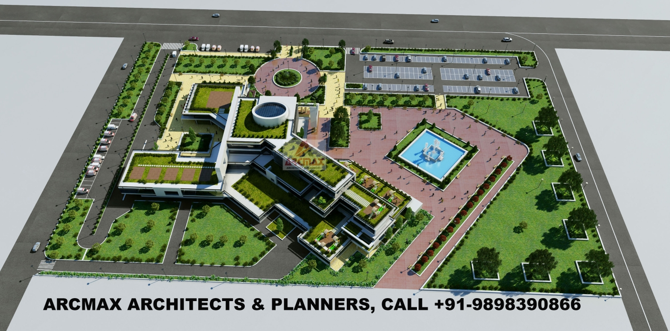 Best architect for marriage garden design in india for Online architects for hire
