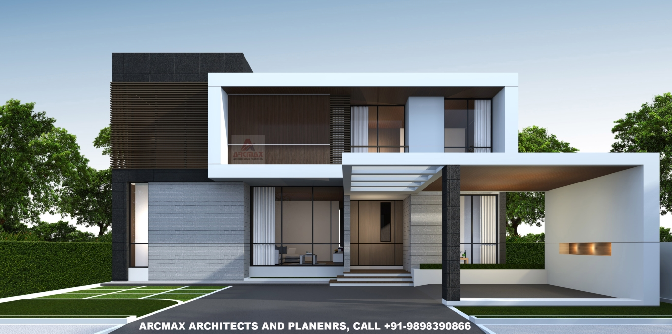 best architects for modern home design in india arcmax architects