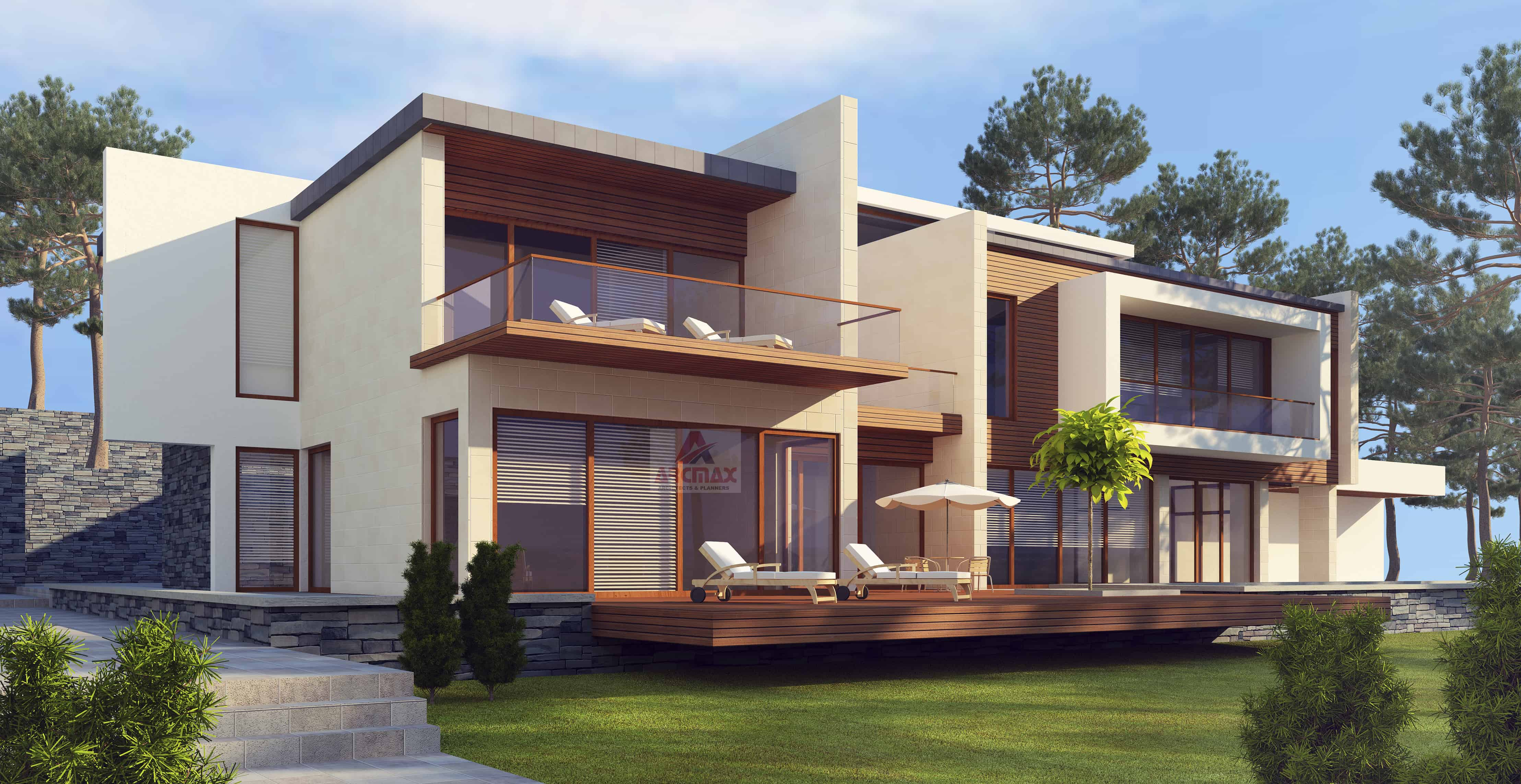 Home Villa And Cottages Design Best Residential