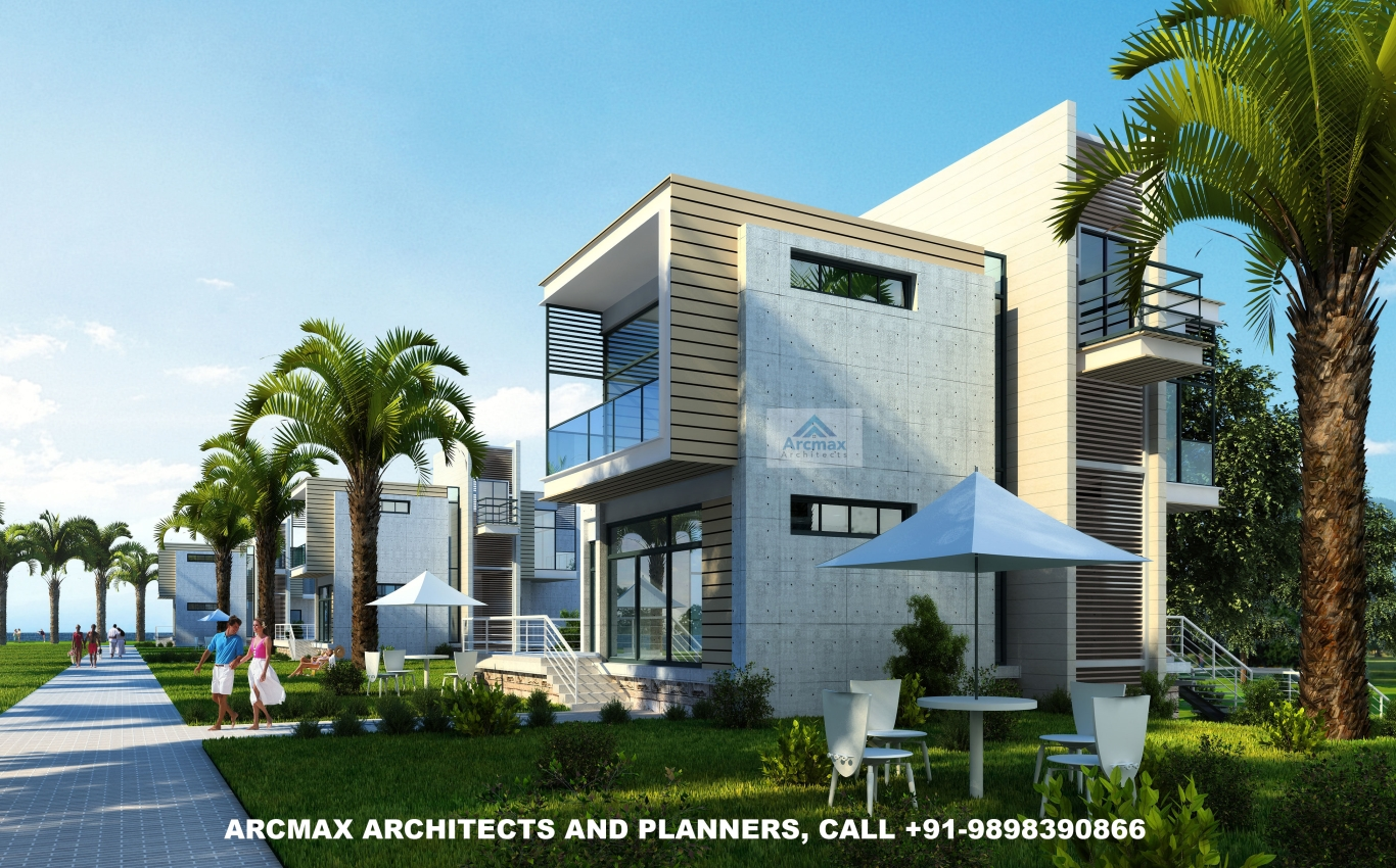 top architects in bangalore for luxury and small villa design